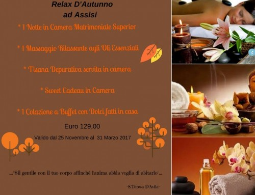 Relax Special Offer
