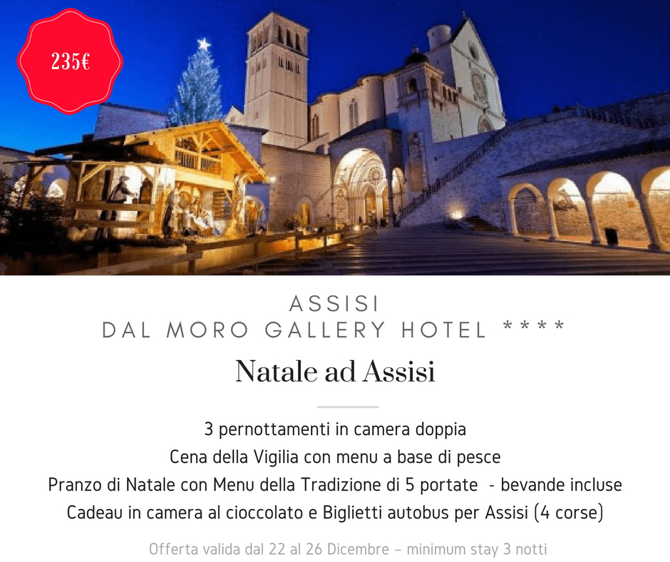 Natale 2017 ad Assisi