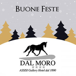 Dal Moro Gallery Hotel 4 stelle ad Assisi Logo
