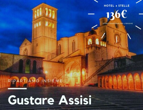 Gustare Assisi